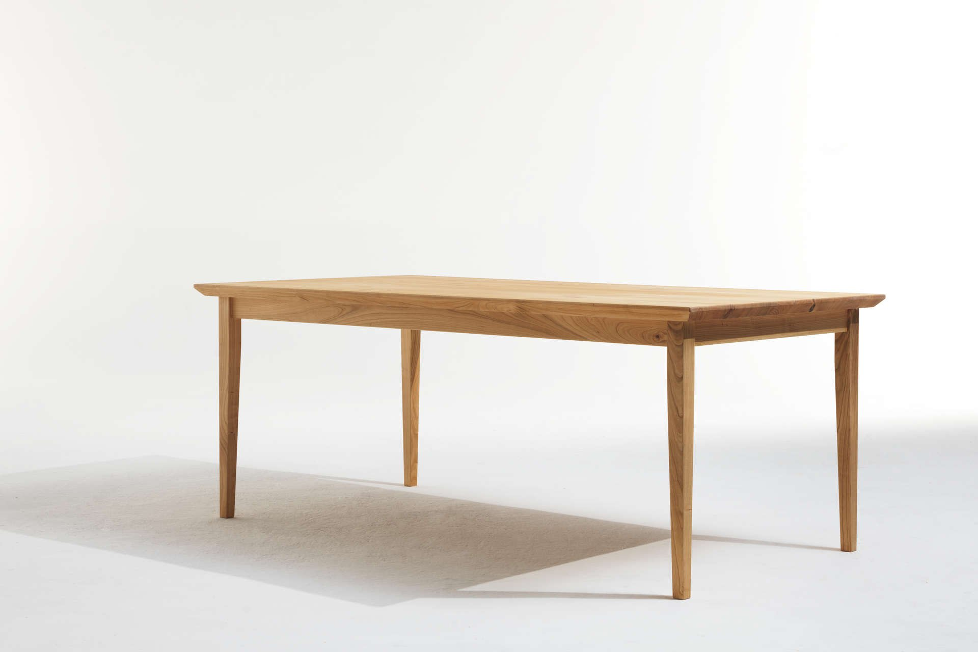 Tischplatte kirschenholz design thomas gruber back to for Design tischplatte